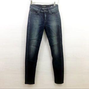 Lucky Brand Brooke Legging Skinny Jeans Size 4/27